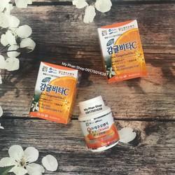 Viên ngậm Vitamin C từ Cam - Jeju Orange Korea