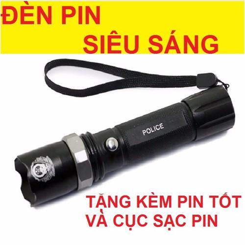Đèn pin - đèn pin siêu sáng