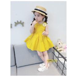 Váy vàng cánh tiên