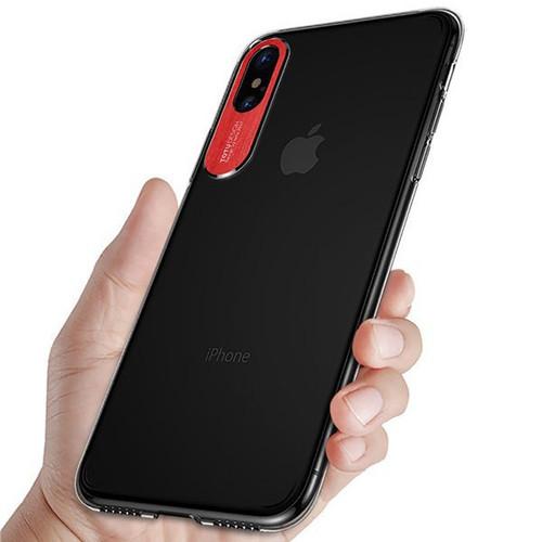 Ốp lưng Totu chống ố vàng bảo vệ Camera cho IPhone X  XS