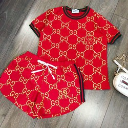 Set áo + quần sort