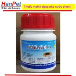 Thuốc muỗi FERDONA 100ml, - dạng pha nước phun - sunzin 317b