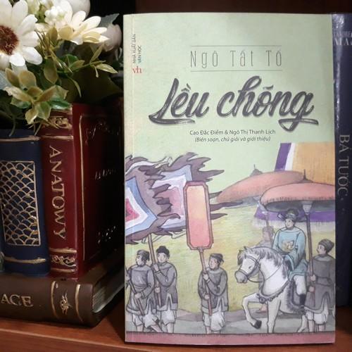 Sách Lều chõng của Ngô Tất Tố