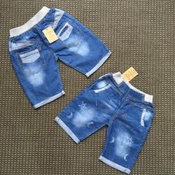 quần sort  jean đại cho bé trai