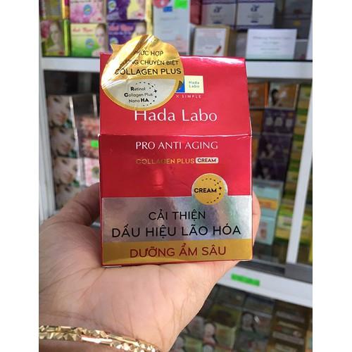 Kem dưỡng chuyên biệt chống lão hóa Hada Labo