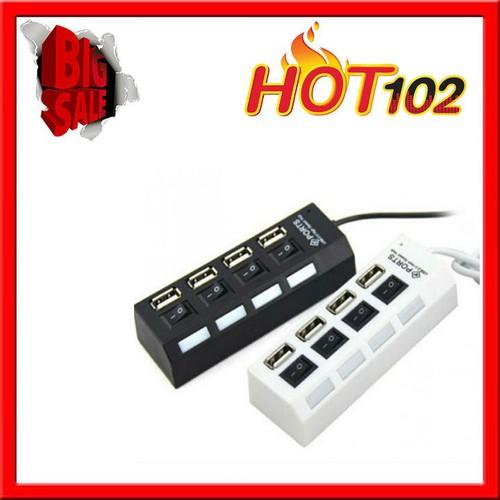 Bộ chia USB 4 cổng có công tắc USB 2.0 - 5636708 , 9522267 , 15_9522267 , 65000 , Bo-chia-USB-4-cong-co-cong-tac-USB-2.0-15_9522267 , sendo.vn , Bộ chia USB 4 cổng có công tắc USB 2.0