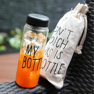 Combo 2 bình My Bottle tặng kèm túi vải thô - BDN001+TMB001 2-Z2 thumbnail