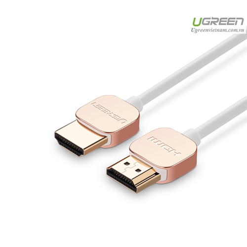 Cáp HDMI dài 1.5M chuẩn 2.0 Chính hãng UGreen 10475 cao cấp