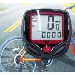 đồng hồ  đo tốc độ xe đạp