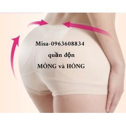 Quần độn mông và hông nữ