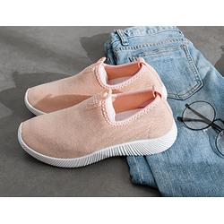 Giày thể thao nữ siêu mềm siêu nhẹ 3 màu trắng ,đen ,hồng