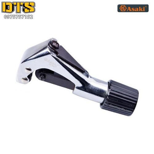 Dao cắt ống đồng, nhôm, PVC, PPR hạng nặng Asaki AK-8607 3-32mm Tặng 1 lưỡi cắt thay thế