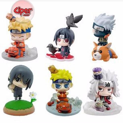 Bộ 6 nhân vật Naruto mẫu 3- Mô hình Naruto - CP0840 - 5636344 , 9522172 , 15_9522172 , 239000 , Bo-6-nhan-vat-Naruto-mau-3-Mo-hinh-Naruto-CP0840-15_9522172 , sendo.vn , Bộ 6 nhân vật Naruto mẫu 3- Mô hình Naruto - CP0840
