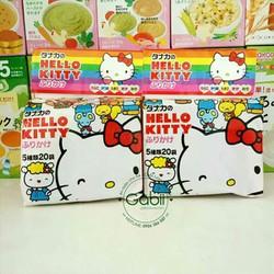Gia vị rắc cơm Hello Kitty Nhật Bản