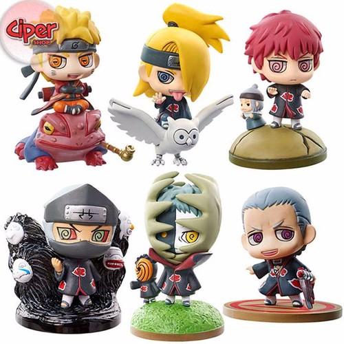 Bộ 6 nhân vật Naruto mẫu 4- Mô hình Naruto - CP0841 - 5636377 , 9522218 , 15_9522218 , 239000 , Bo-6-nhan-vat-Naruto-mau-4-Mo-hinh-Naruto-CP0841-15_9522218 , sendo.vn , Bộ 6 nhân vật Naruto mẫu 4- Mô hình Naruto - CP0841