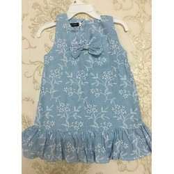 Váy thân rộng cho bé gái, chất vải nhẹ nhàng mặc rất thoải mái