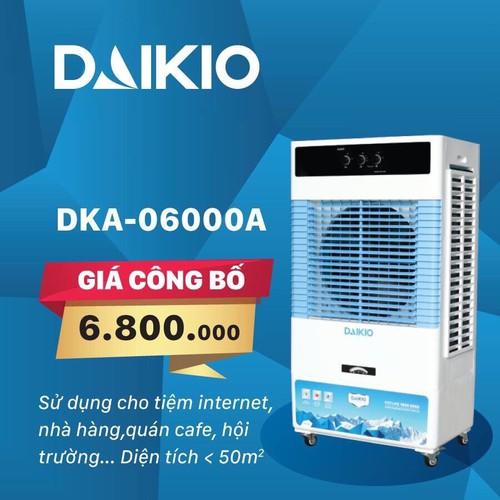 QUẠT ĐIỀU HÒA, Máy làm mát không khí Daikio DKA - 06000A - 5645156 , 9538045 , 15_9538045 , 6799000 , QUAT-DIEU-HOA-May-lam-mat-khong-khi-Daikio-DKA-06000A-15_9538045 , sendo.vn , QUẠT ĐIỀU HÒA, Máy làm mát không khí Daikio DKA - 06000A