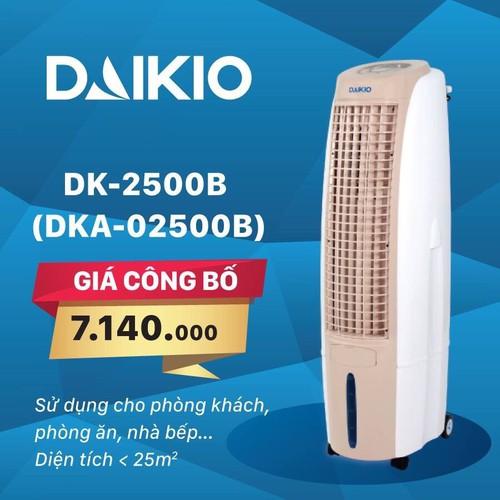 Quạt điều hòa, máy làm mát không khí daikio dk - 02500b chính hãng - 18916589 , 9538480 , 15_9538480 , 7140000 , Quat-dieu-hoa-may-lam-mat-khong-khi-daikio-dk-02500b-chinh-hang-15_9538480 , sendo.vn , Quạt điều hòa, máy làm mát không khí daikio dk - 02500b chính hãng