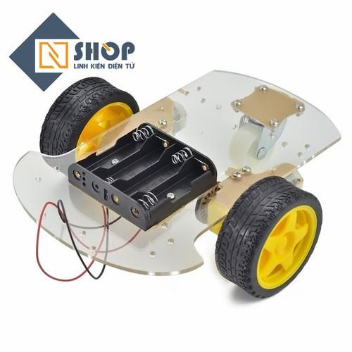 Bộ khung xe robot 3 bánh - 5013774 , 9534330 , 15_9534330 , 69000 , Bo-khung-xe-robot-3-banh-15_9534330 , sendo.vn , Bộ khung xe robot 3 bánh