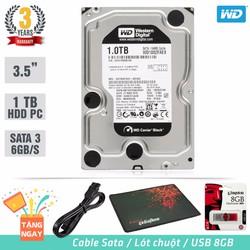 Ổ cứng gắn trong PC HDD Western Digital Caviar Black 1TB SATA 6Gb