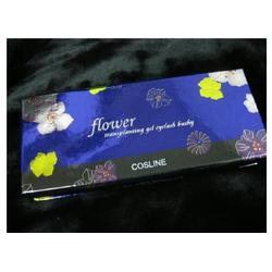 Bộ 2 mascara chuốt mi dài mi  và nối mi Flower Cosline Hàn Quốc