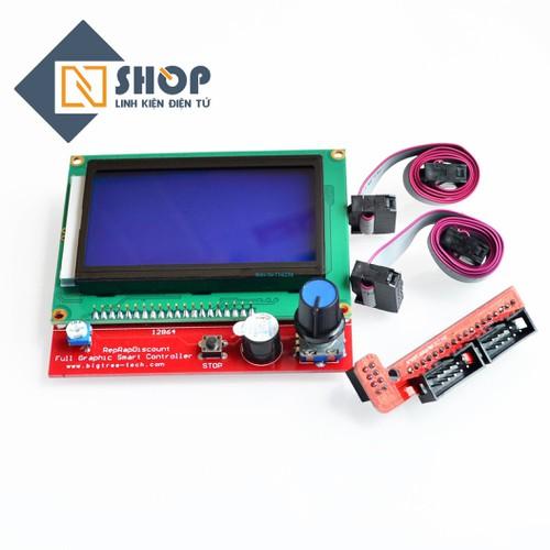 Màn hình LCD 12864 cho máy CNC, in 3D - 5642711 , 9533128 , 15_9533128 , 220000 , Man-hinh-LCD-12864-cho-may-CNC-in-3D-15_9533128 , sendo.vn , Màn hình LCD 12864 cho máy CNC, in 3D
