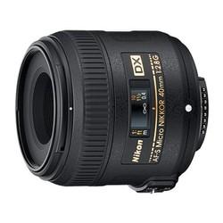 Nikon AF-S DX Micro 40mm F2.8G