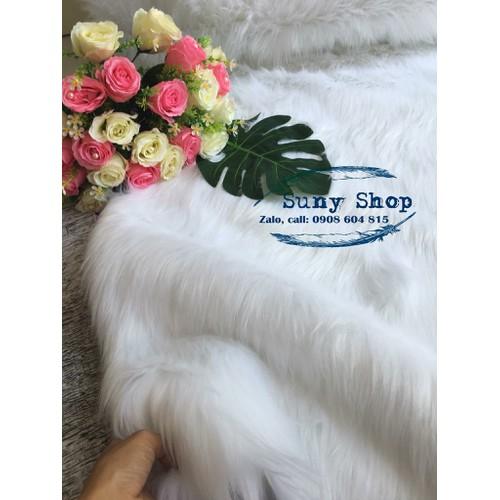 thảm lông cao cấp màu trắng hồ ly - 5014232 , 9543948 , 15_9543948 , 100000 , tham-long-cao-cap-mau-trang-ho-ly-15_9543948 , sendo.vn , thảm lông cao cấp màu trắng hồ ly