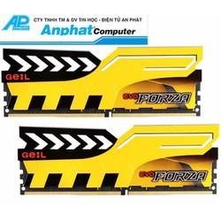 Ram Geil EVO FORZA DDR4 8gb KIT 4gb x 2 bus 2400 bảo hành 36 tháng