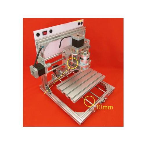 Máy phay khắc CNC khổ 13 x 10 cm