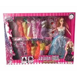 Bộ đồ chơi Fashion girl cho bé