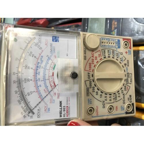 Đồng hồ vạn năng WELLINK HL-903