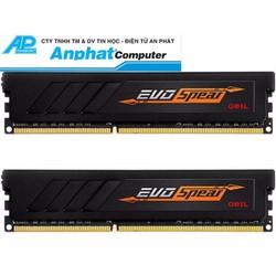 Ram Geil EVO SPEAR DDR4 16gb KIT 8gb x 2 bus 2400 bảo hành 36 tháng