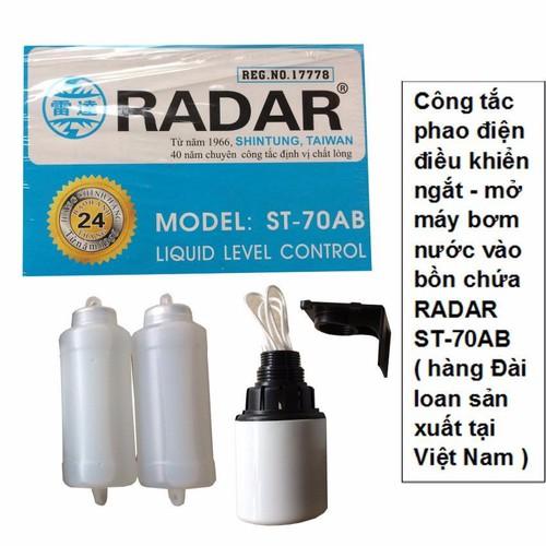 Phao điện radar