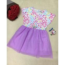 Váy tu tu bé gái Healthtex made in Cambodia
