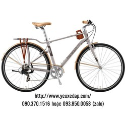 Xe đạp Giant 2017 Ineed mocha