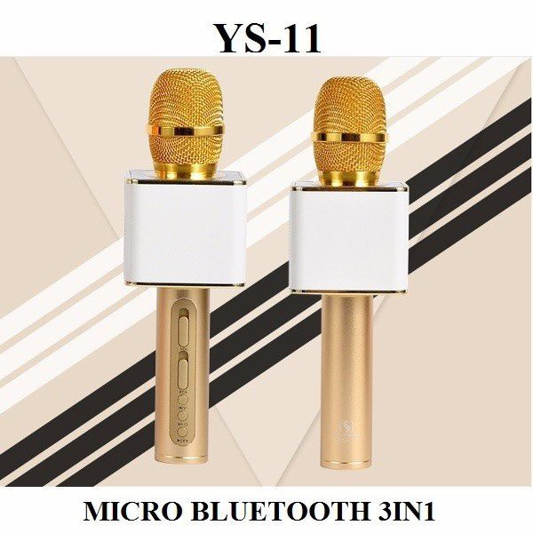 Micro Karaoke Bluetooth Magic YS-11 4