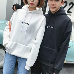 áo hoodie mặt cười smile Mã: AX3457 - ĐEN