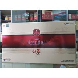 CAO HỒNG SÂM HÀN QUỐC HANIL 250G *4 LỌ KOREA RED GINSENG