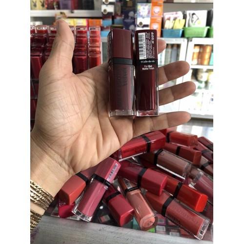 Son Bourjois Rouge Edition Velvet màu 19 đỏ mận - 5484664 , 9200254 , 15_9200254 , 290000 , Son-Bourjois-Rouge-Edition-Velvet-mau-19-do-man-15_9200254 , sendo.vn , Son Bourjois Rouge Edition Velvet màu 19 đỏ mận