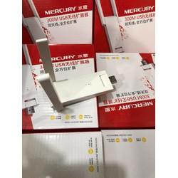 Thiết Bị Kích Sóng Wifi Mercury 2 Râu Phát 300M