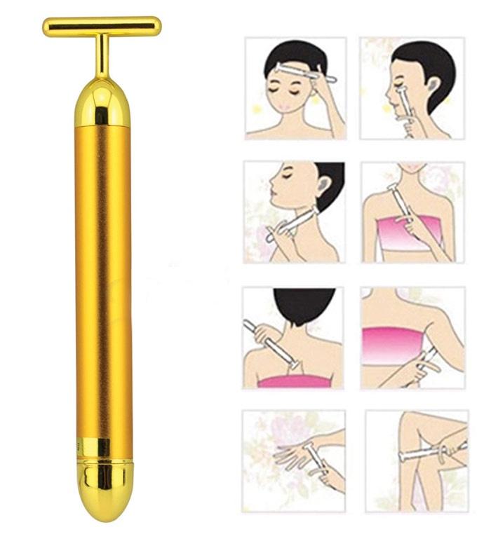 Máy Massage Mặt Energy Beauty Bar 3