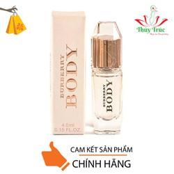Nước hoa nữ Burberry Body Eau de Parfum 4.5ml