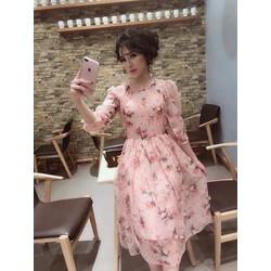 Đầm xoè nữ cực xinh