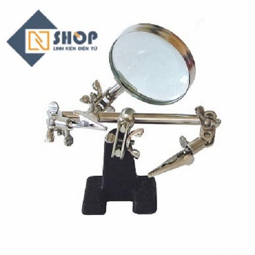 Giá kẹp hàn mạch có kính Lup - 5651637 , 9548738 , 15_9548738 , 98000 , Gia-kep-han-mach-co-kinh-Lup-15_9548738 , sendo.vn , Giá kẹp hàn mạch có kính Lup