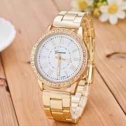 đồng hồ nữ Geneva cao cấp đính đá