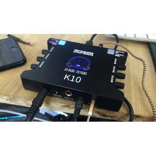 SOUND CARD HÁT LIVE K10 - 5485138 , 9201233 , 15_9201233 , 1298000 , SOUND-CARD-HAT-LIVE-K10-15_9201233 , sendo.vn , SOUND CARD HÁT LIVE K10