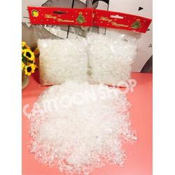 Bịch 50g tuyết giả 40k nguyên liệu làm slime