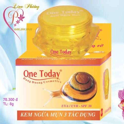 Kem Ngừa Mụn Ba Tác Dụng One Today - 5488814 , 9208887 , 15_9208887 , 42000 , Kem-Ngua-Mun-Ba-Tac-Dung-One-Today-15_9208887 , sendo.vn , Kem Ngừa Mụn Ba Tác Dụng One Today