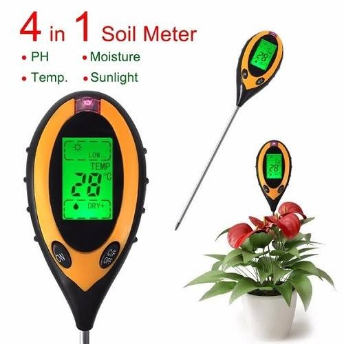 Giảm giá sốc: Máy đo độ pH của đất cao cấp